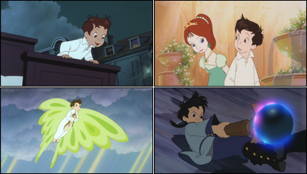 Collage of Little Nemo screenshots.